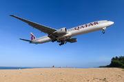 A7-BEE - Qatar Airways Boeing 777-300ER aircraft