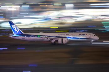 JA897A - ANA - All Nippon Airways Boeing 787-9 Dreamliner
