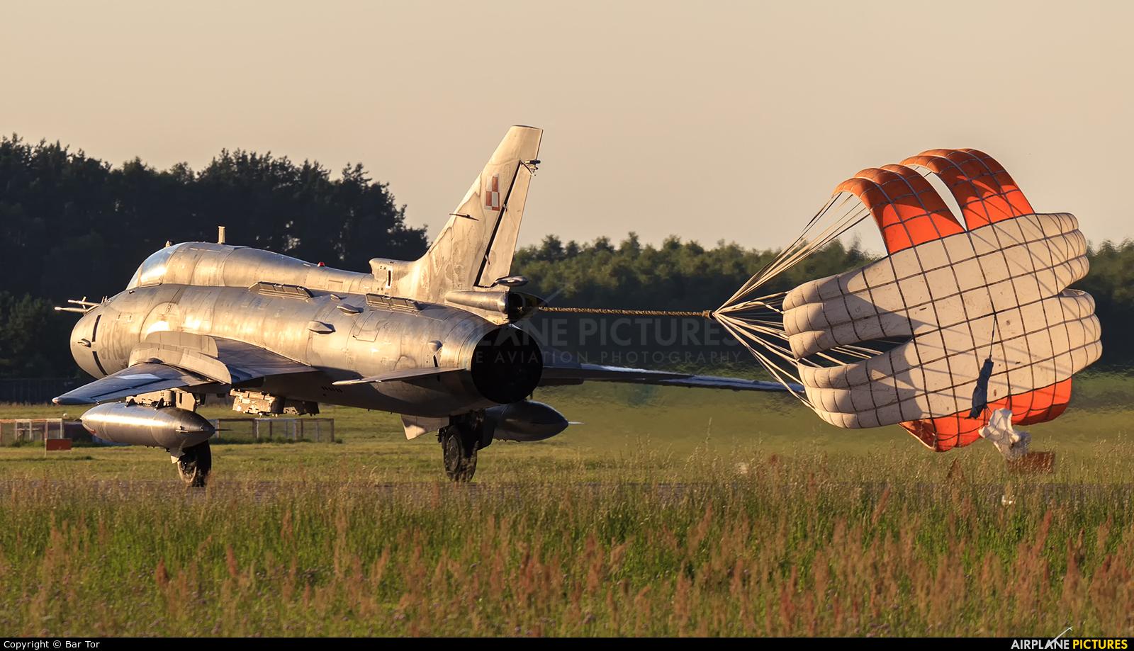 Poland - Air Force 3713 aircraft at Mirosławiec