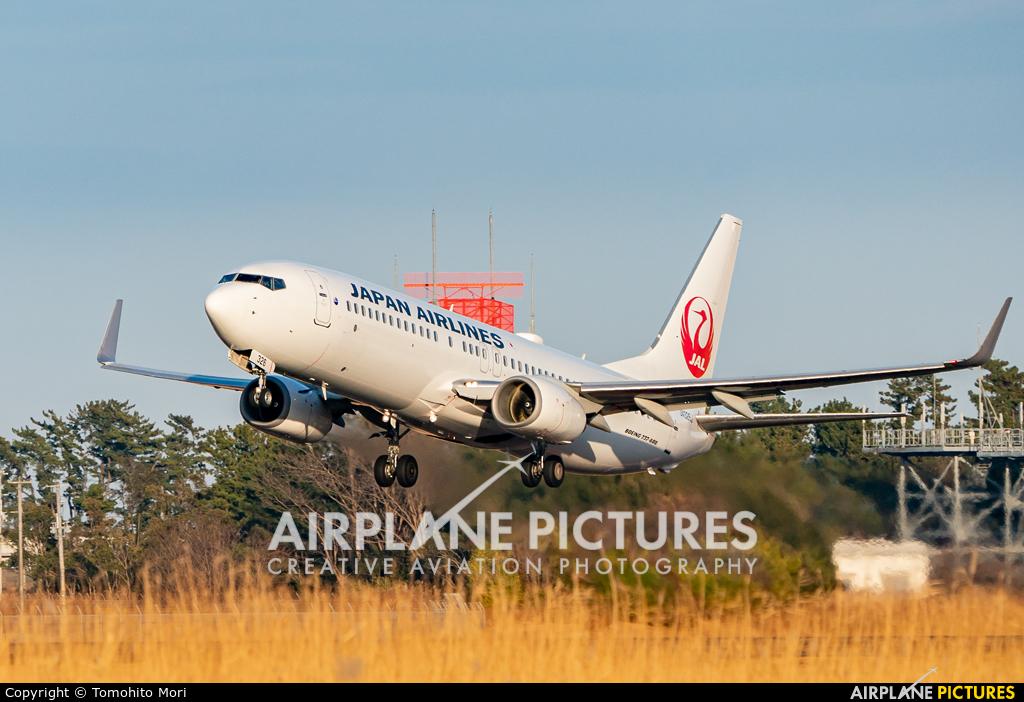 JAL - Japan Airlines JA326J aircraft at Sendai