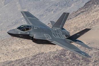 168733 - USA - Navy Lockheed Martin F-35C Lightning II