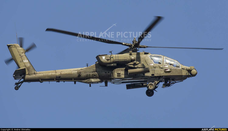 USA - Army 08-05564 aircraft at Off Airport - South Korea