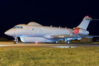 ZJ691 - Royal Air Force Bombardier Sentinel R.1