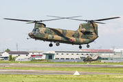 52934 - Japan - Ground Self Defense Force Kawasaki CH-47J Chinook aircraft