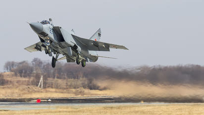 83 - Russia - Air Force Mikoyan-Gurevich MiG-31 (all models)