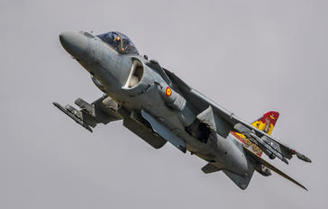 01-914 - Spain - Navy McDonnell Douglas AV-8B Harrier II