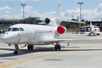 OY-VIK - Private Dassault Falcon 7X