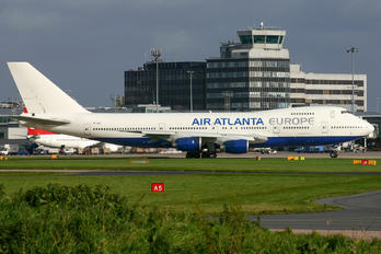 TF-ARG - Air Atlanta Europe Boeing 747-200