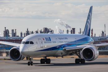 JA921A - ANA - All Nippon Airways Boeing 787-9 Dreamliner