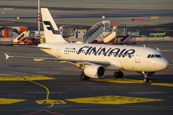 OH-LVC - Finnair Airbus A319