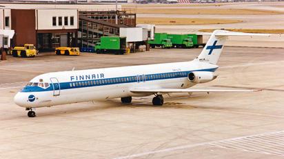 OH-LYO - Finnair McDonnell Douglas DC-9