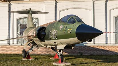 63-893 - Turkey - Air Force Canadair CF-104D Starfighter