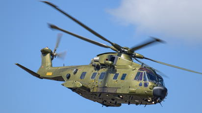 M-507 - Denmark - Air Force Agusta Westland AW101 512 Merlin (Denmark)