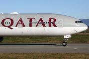 A7-BAL - Qatar Airways Boeing 777-300ER aircraft