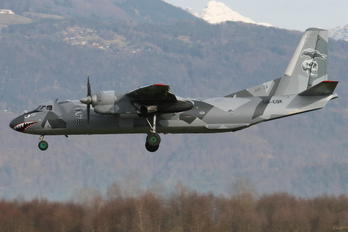 UR-CSK - Eleron Antonov An-26 (all models)