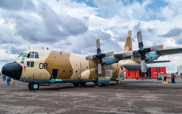 CN-AOR - Morocco - Air Force Lockheed C-130H Hercules