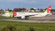 CS-TJK - TAP Portugal Airbus A321 NEO aircraft