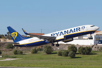 9H-QBS - Ryanair Boeing 737-8AS