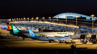 #2 - Airport Overview - Airport Overview - Apron - taken by Tatsuo Yamaguchi