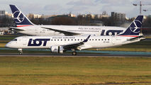 SP-LMC - LOT - Polish Airlines Embraer ERJ-190 (190-100) aircraft