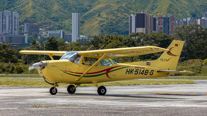 HK-5148-G - Private Cessna 172 Skyhawk (all models except RG)