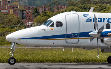 HK-4780 - Searca Beechcraft 1900D Airliner