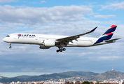 A7-AQA - Qatar Airways Airbus A350-900 aircraft