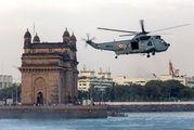 IN560 - India - Navy Westland Sea King Mk.43B aircraft