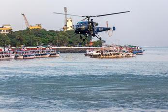 IN444 - India - Navy Hindustan SA 316B Chetak