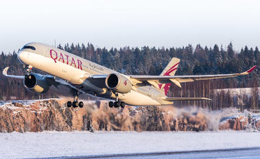 A7-ALQ - Qatar Airways Airbus A350-900