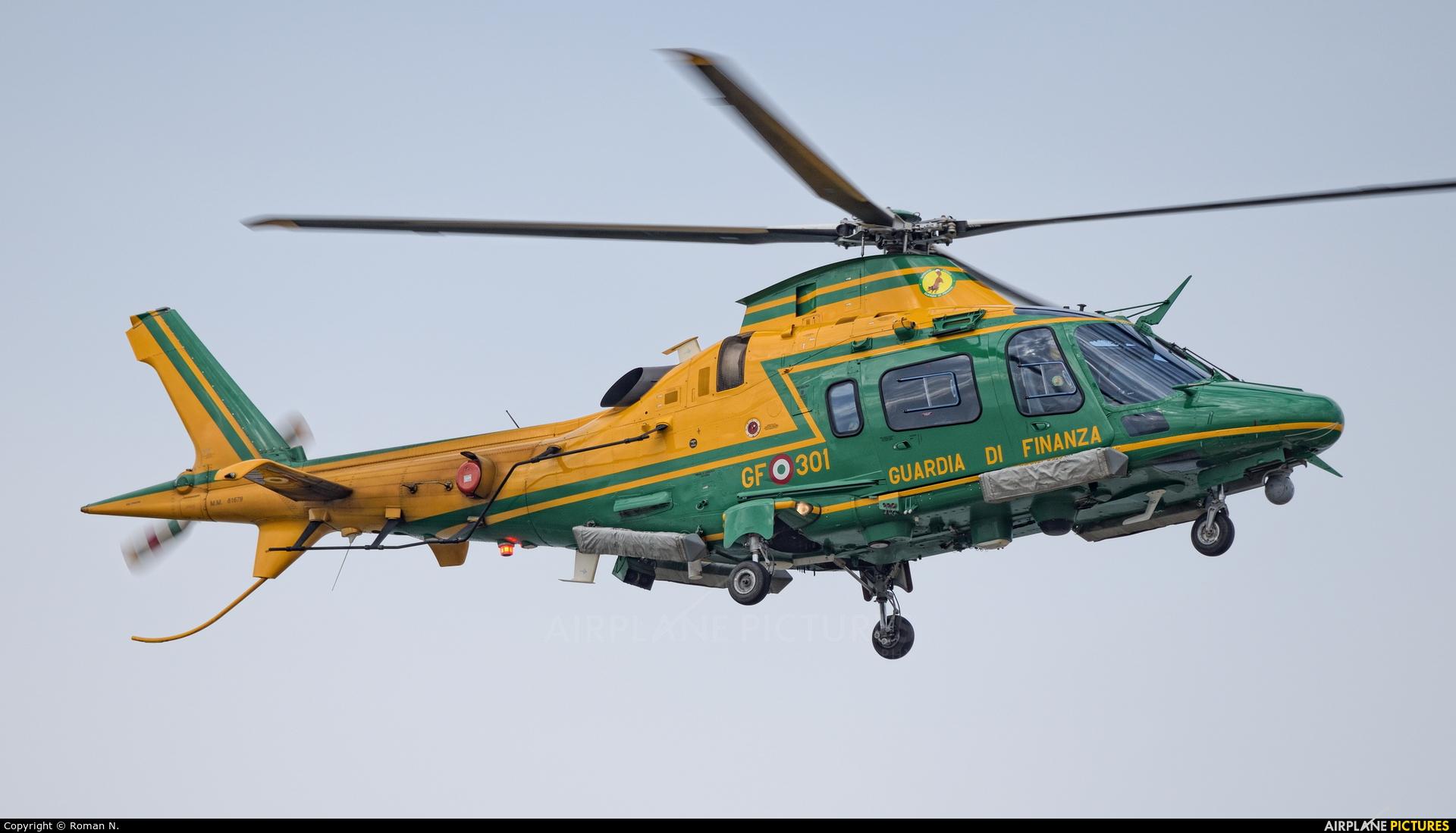 Italy - Guardia di Finanza MM81679 aircraft at Trapani - Birgi