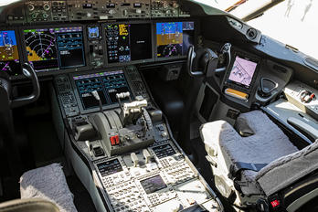 A6-BND - Etihad Airways Boeing 787-9 Dreamliner