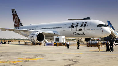 DQ-FAI - Fiji Airways Airbus A350-900