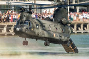 HT.17-15 - Spain - Army Boeing CH-47D Chinook aircraft