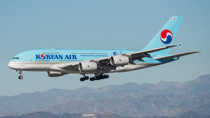 HL7614 - Korean Air Airbus A380