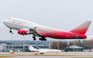 EI-XLH - Rossiya Boeing 747-400