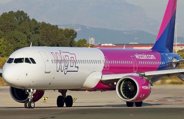 HA-LVF - Wizz Air Airbus A321 NEO