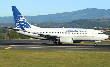 HP-1374CMP - Copa Airlines Colombia Boeing 737-700