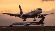 N938FD - FedEx Federal Express Boeing 757-200 aircraft