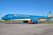 VN-A625 - Vietnam Airlines Airbus A321 NEO aircraft