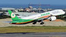 B-17881 - Eva Air Boeing 787-9 Dreamliner aircraft