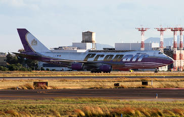 EC-KRP - Pronair Airlines Boeing 747-200F