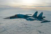 RF-95844 - Russia - Air Force Sukhoi Su-34 aircraft