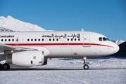 A6-SHJ - United Arab Emirates - Government Airbus A320 CJ aircraft