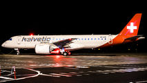 HB-AZB - Helvetic Airways Embraer ERJ-190-E2 aircraft