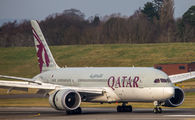 A7-BCU - Qatar Airways Boeing 787-8 Dreamliner aircraft