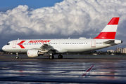OE-LBO - Austrian Airlines Airbus A320 aircraft