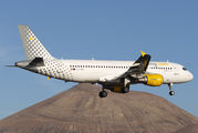 EC-MAX - Vueling Airlines Airbus A320 aircraft