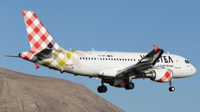 EC-MTF - Volotea Airlines Airbus A319