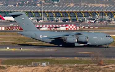 1228 - United Arab Emirates - Air Force Boeing C-17A Globemaster III